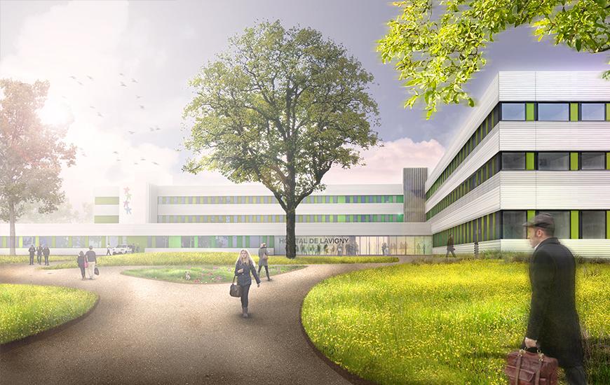 Hôpital de Lavigny