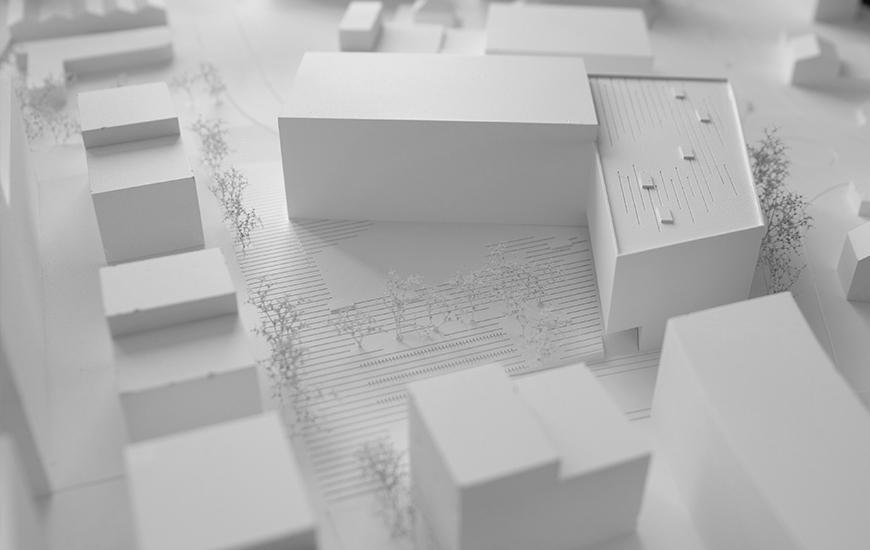 Ferrari architectes ceol post compulsory education center of