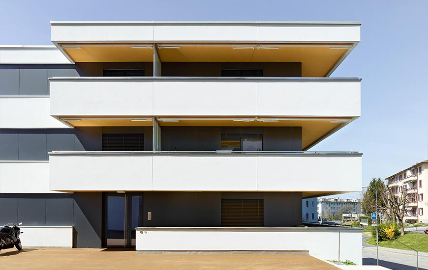 Ferrari architectes galicien 7 bureau darchitecture lausanne