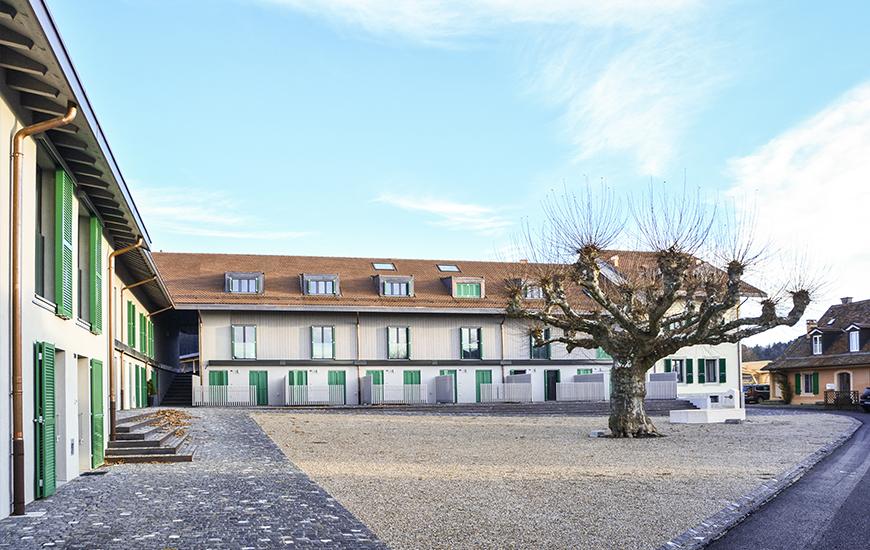 Hameau de Penau