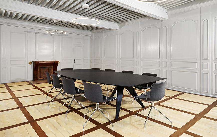 Ferrari architectes town hall of morges bureau d architecture