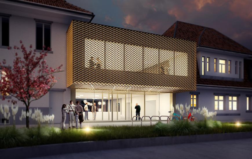 Le Foyer à Lausanne obtention du permis de construire