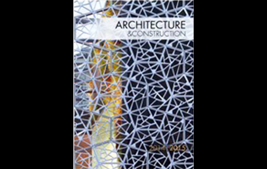 Architecture & Construction 2014-2015