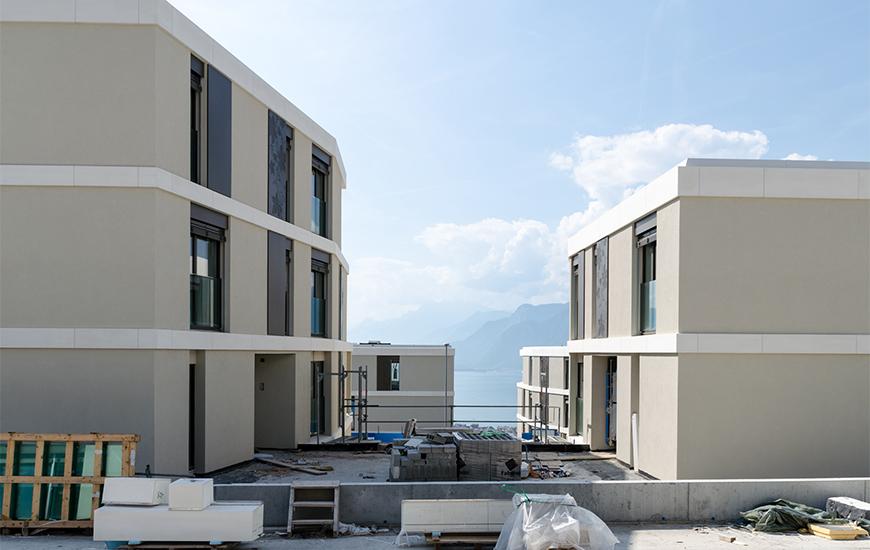 Ferrari architectes les balcons du lavaux partie sud pratiquement