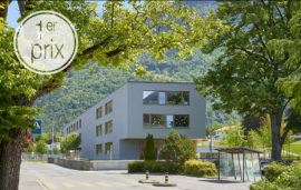 Servanne School complexe