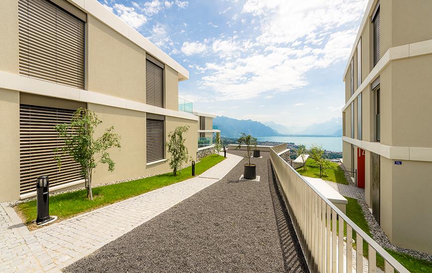 Ferrari architectes the lavaux balconies bureau darchitecture