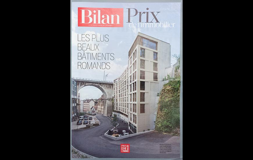 Prix Bilan Immobilier 2017
