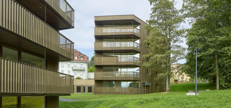 Ferrari architectes accueil bureau d architecture for Architecte lausanne