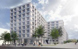 Logements et surfaces d'activités aux Plaines-du-Loup – Pièce urbaine A