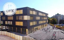 Ecole Emilie-de-Morsier à Vernier