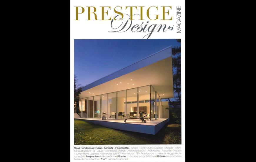 Prestige Design Magazine