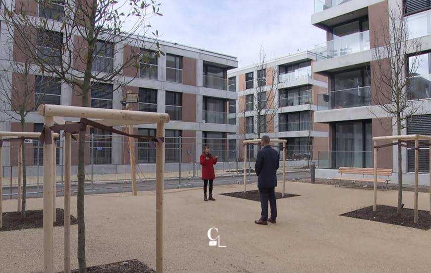 Le projet du Parc du Simplon dans l'émission «Couleurs locales»